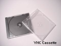 CD Jewel Case (For Single CD)