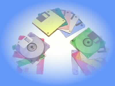 "3.5"" 2HD Floppy Diskettes"